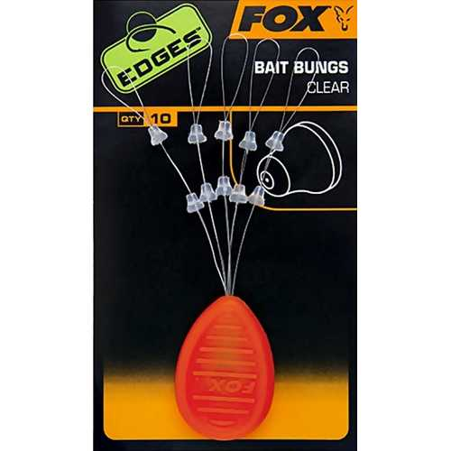 FOX Edges - Bait Bungs Clear