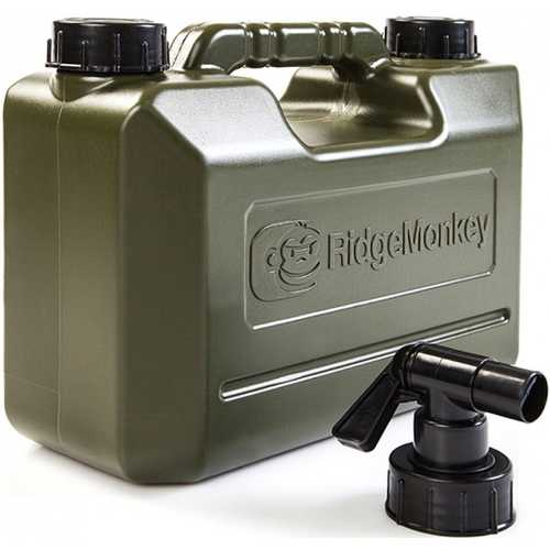 RidgeMonkey - Heavy Duty Water Carrier 5 Liter