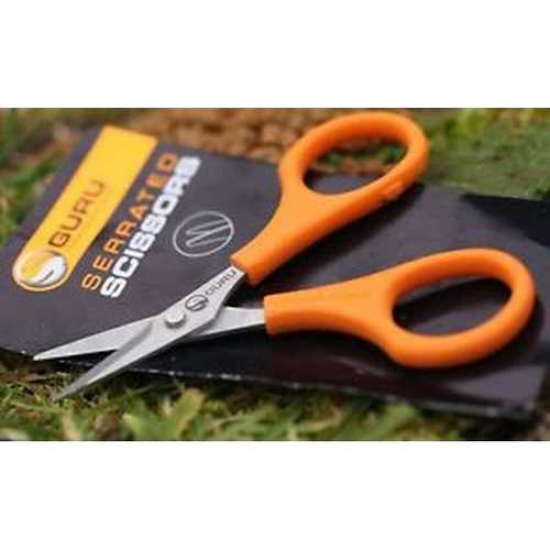 Guru - Rig Scissors Stainless Blades