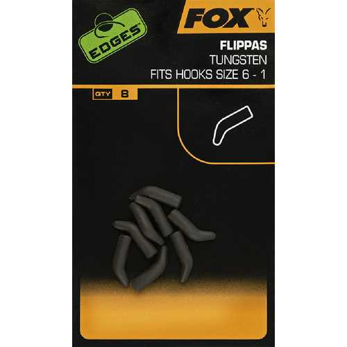 FOX Edges - Flippas Tungsten Size 6 - 1
