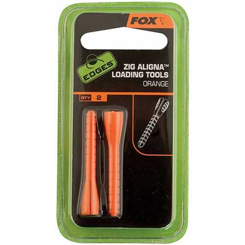 Fox Edges Zig Aligna Loading Tools Orange