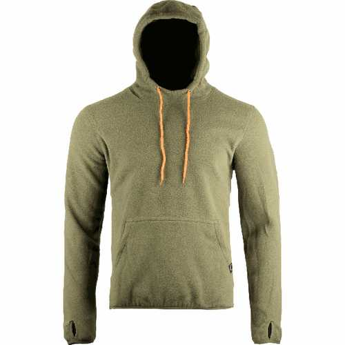 SPEERO - Fleece Hoodie Green - M, L, XL und XXL