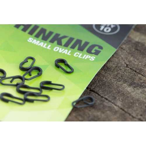 Thinking Anglers - Oval Clips Small