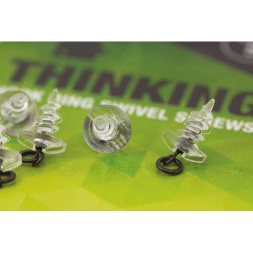 Thinking Anglers - Hook Ring Swivel Screws