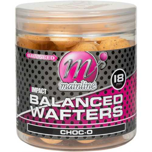 Mainline - High Impact Balanced Wafters Choc-O - 15 mm