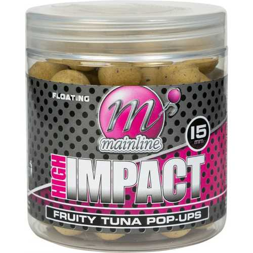 Mainline - High Impact Pop Ups Fruity Tuna - 15 mm