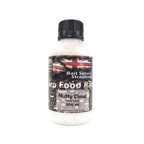 Bait Service Straubing - Liquid Carp Food Extract Nutty -...