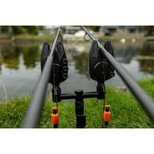 FOX - Black Label QR 2 Rod Adjustable Buzz Bars