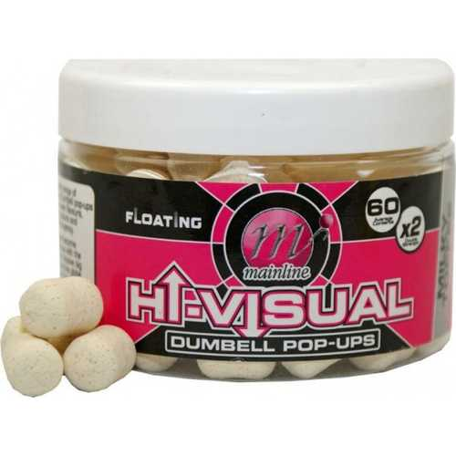 Mainline - Hi Visual Mini Dumbell Pop Ups Milky Toffee