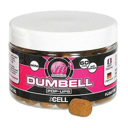 Mainline - Mini Pop Ups Dumbell The Cell - 10 x 14 mm