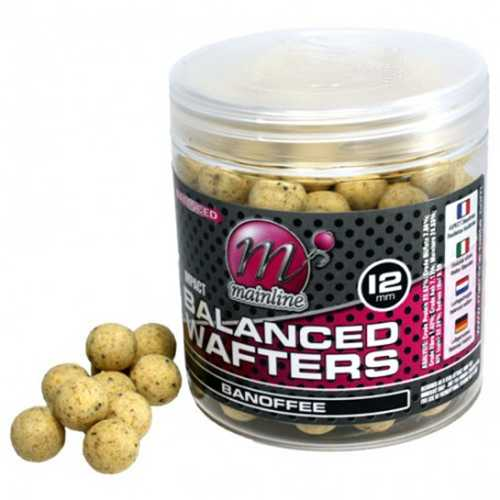 Mainline - High Impact Balanced Wafters Banoffee - 15 mm