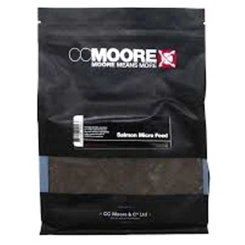 CC Moore - Bag Mix Salmon Micro Feed - 3 Kg