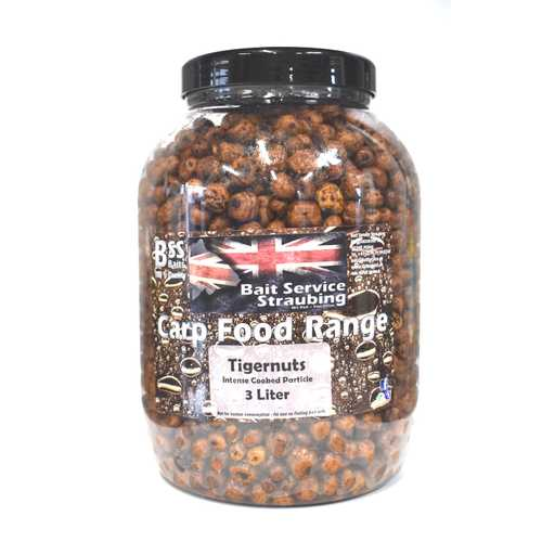 BSS - Prepared Particles Ready to fish Tigernuts - 3 Liter