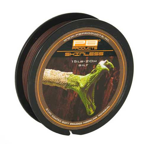 PB Products Skinless Silt 15/25 lb