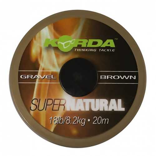 Korda - Super Natural geflochtenes Vorfachmaterial