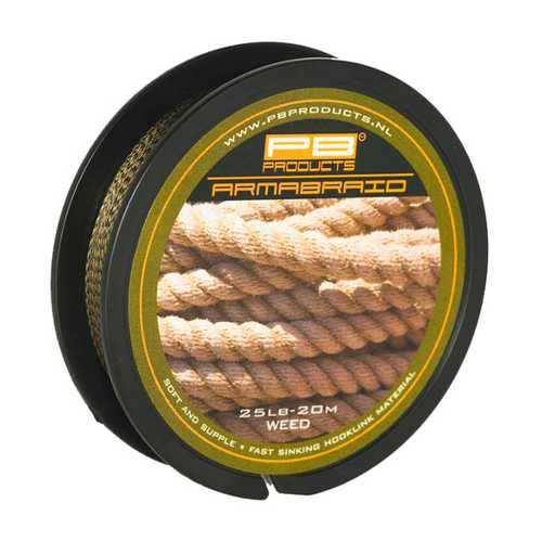 PB Products Armabraid Weed 15/25 lb