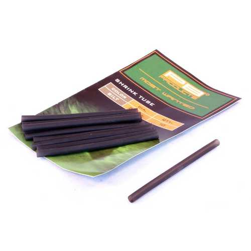 PB Products Shrink Tube Silt