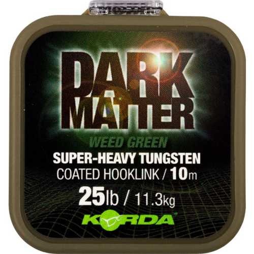 Korda - Dark Matter Super-Heavy Tungsten Coated Hooklink...