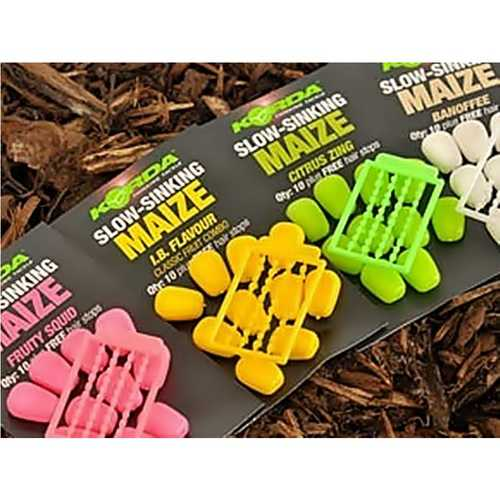 Korda - Slow Sinking Maize / Fake Bait