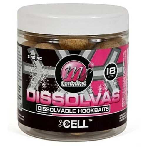 Mainline - Base Mix Dissolvas Hookbaits 18 mm