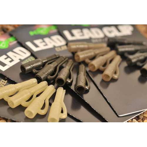 Korda - Safe Zone Lead Clips / Safety Clip