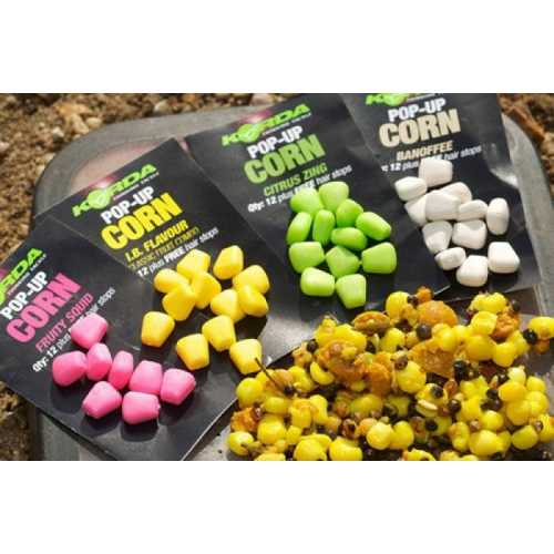 Korda - Pop Up Corn / Fake Bait