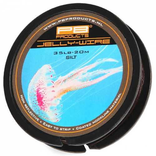PB Products Jelly Wire Silt 15/25/35 lb