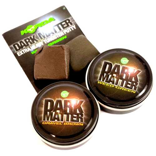 Korda - Dark Matter Extra Heavy Tungsten Putty
