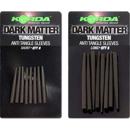 Korda - Dark Matter Tungsten Anti Tangle Sleeves