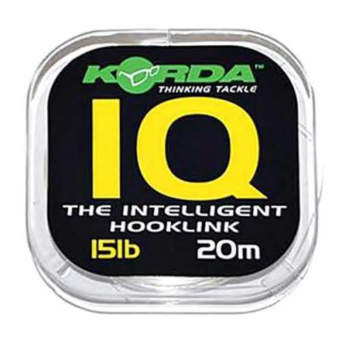 Korda IQ The Intelligent Hooklink 20m