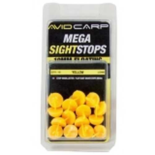 Avid Carp Sight Stops Long Yellow