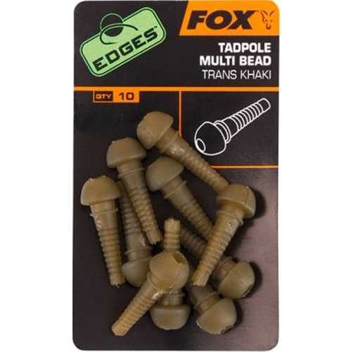 FOX Edges - Tadpole Multi Bead Trans Khaki
